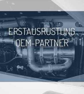 TEHAG / Abgasnachbehandlung - Erstausrüstung OEM-Partner