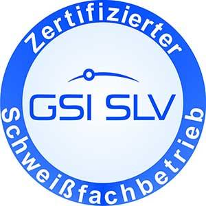 TEHAG erhält GSI SLV-Gütesiegel