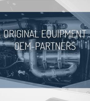 TEHAG / Original equipment for OEM partners