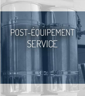 TEHAG - Post-Équipement / Service