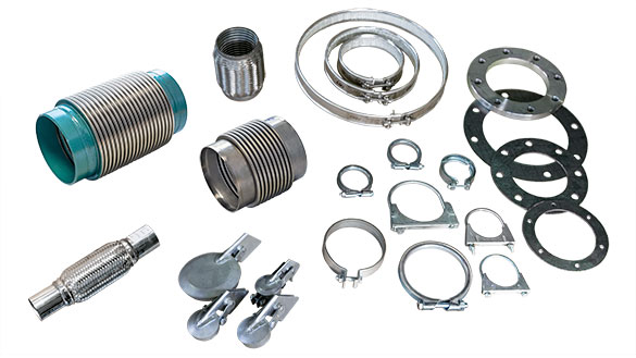 Wide range of high quality flexible tubes and expansion joints