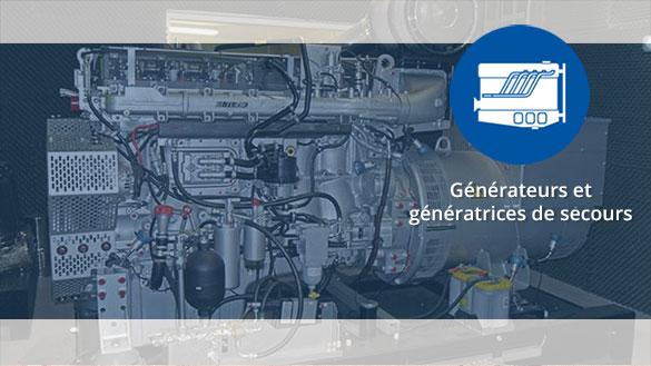 Abgasnachbehandlungssysteme für Generatoren und Notstromaggregate