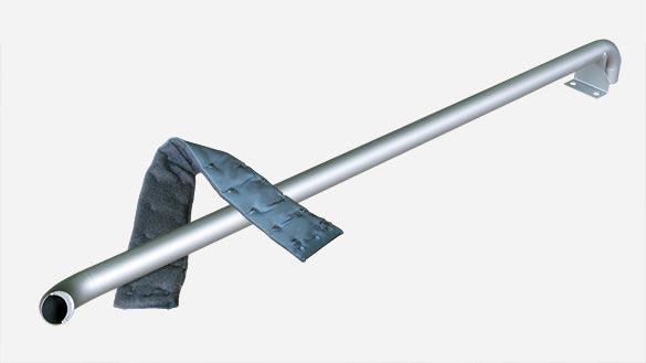 TEHAG-Rohrleitungen und Zubehör