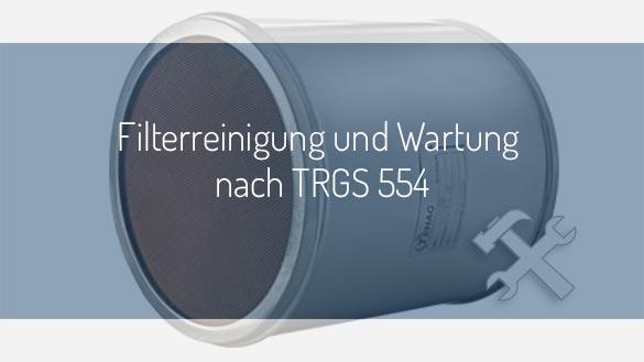 TEHAG / Filterreinigung und Wartung