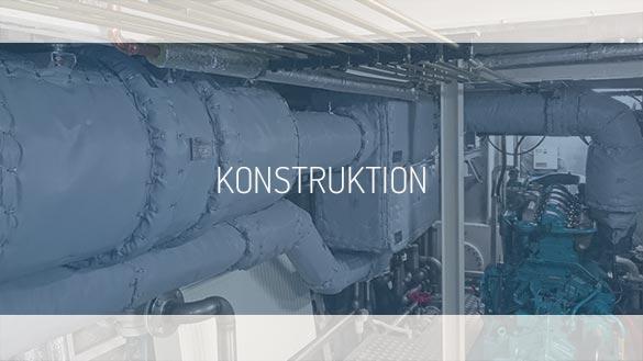 TEHAG Konstruktion: Nachrüstung von Abgasnachbehandlungssystemen