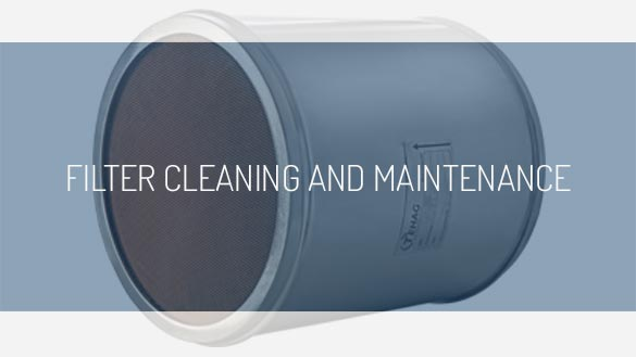 TEHAG / Filter cleaning and maintenance