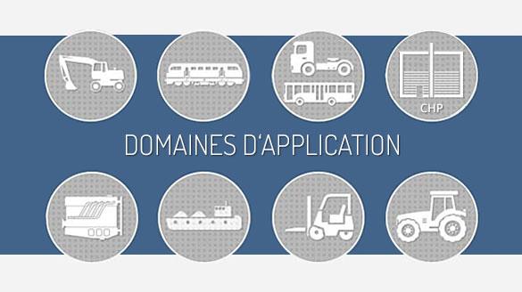 Domaines d'application des systèmes de post-traitement des gaz d'échappement