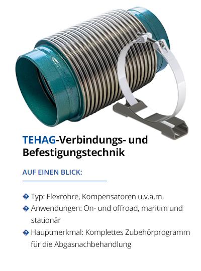 Verbindungs- und Befestigungstechnik von TEHAG