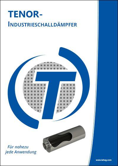 TEHAG / TENOR Industrieschalldämpfer