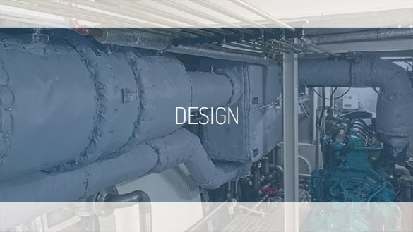 Design of exhaust aftertreatment systems by TEHAG