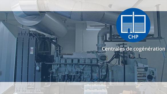 Abgasnachbehandlungssysteme für Blockheizkraftwerke