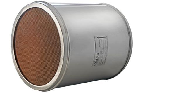 Filterreinigung und Wartung Ihres Rußpartikelfilters