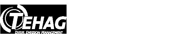 TEHAG Logo white