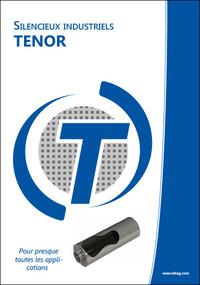 Silencieux industriels TENOR PDF
