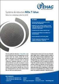 Système de reduction NOx T-blue PDF