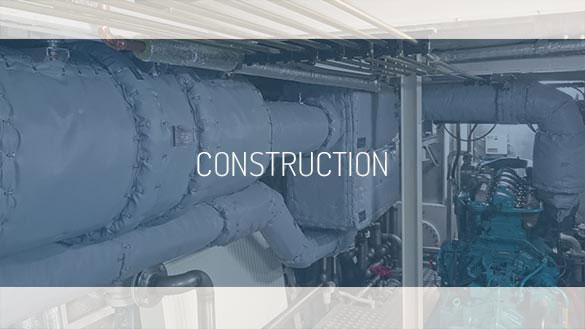 TEHAG Construction : Montage ultérieur de systèmes de post-traitement des gaz d'échappement