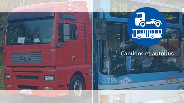 Abgasnachbehandlungssysteme für LKW und Busse